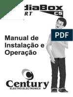 Manual Midiabox Smart c5