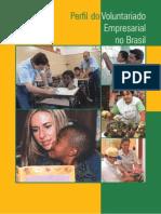 Pesquisa Perfil Do Voluntariado Empresarial No Brasil 2007