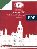 A Better BBC