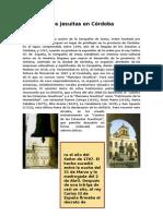 Los Jesuitas en Córdoba