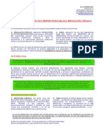 Bronquitis Cronica y Asma Felino