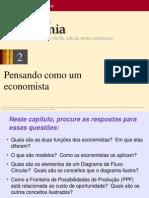 Cap.2 - Pensando Como Um Economista