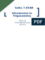 lession plan 1 intro trigonometry