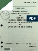 TM 11-5821-277-20P_Radio_Sets_AN_ARC-134_1978