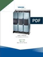 Vacon NXP Marine APFIFF09 Application Manual UD010