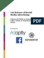 Social Media Advertising - Adaptly