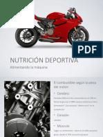Nutricion Deportiva - Alimentando La Maquina