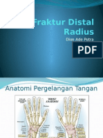 Fraktur Distal Radius