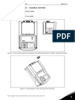 Vacon 20 X Text Keypad Manual Keypad Option DPD009
