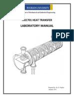 MEC701 Lab Manual W2014