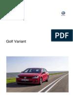 16 Golf Variant Decembrie 2014