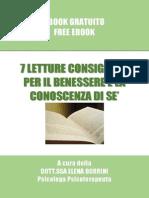 eBook - 7 Letture Consigliate per il Benessere e la Conoscenza di Sè