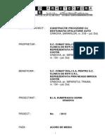 Memoriu Tehnic_Spalatorie Auto_SC Clinica de Roti SRL