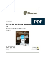 Final Report IEQ7570(3) Forced Air Ventilation Systems