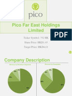 Pico Far East Holdings Limited