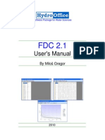 User Manual for FDC 2.1