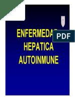 Enfermedad Hepatica Inmune