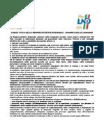 CODICE ETICO DELLA RAPPRESENTATIVA REGIONALE JUNIORES DELLA CAMPANIA.pdf