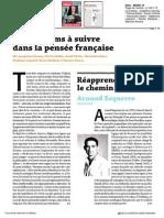 Dossier Magazine Littéraire