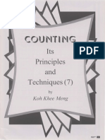 Counting Part 7 (KM Koh)