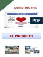 EL PRODUCTO- Mercadotecnia Clase