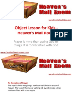 Object Lesson for Kids - Heaven's Mail Room