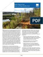 Executive Summary of Lilydale Engineering Report