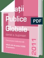 Relatii Publice în Era Informațiilor Globale #mostDownloaded2011