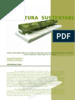 Aruitectura Sustentable