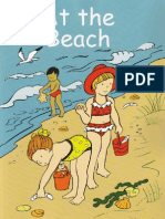 Cathy Beylon at the Beach Coloring Book