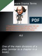 drama terms (3)