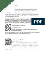 11 Pola Dasar Fingerprint