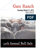 Open Gate Ranch Catalog