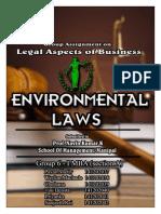 Envionmental Law