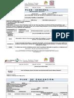 Formatos de Evaluación