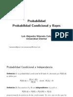 3 Prob Condicionale y Bayes