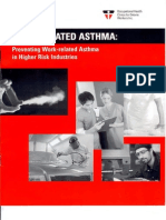 work-related asthma preventing wra in higher risk industries 2850-1