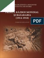 Primul Război Mondial şi Basarabia