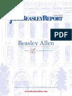 The Jere Beasley Report, Jun. 2014