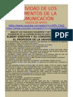 Actividad Elementos de La Comunicación
