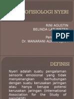 Patofisiologi Nyeri