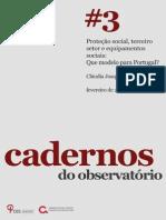 Caderno do Observatório III - 2015