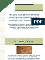 PRESENTACION FIBRAS
