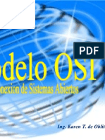 Modelo del Sistema OSI y TPC-IP