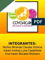 El Coyoacano