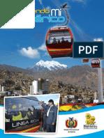 Caracteristicas Cable Bolivia