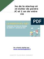 Connaitre la startup pour ne pas gâcher un an de sa vie et 40 000 euros