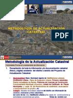 Metodologia de Actualizacion Catastral COFOPRI