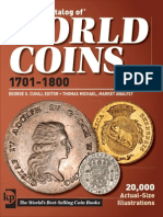 WORKD COINS 1701 1800 - 5TA EDICION - MONEDAS - PORTALGUARANI