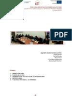 2015 Informe Del Foro Participativo Del Puerto de La Atunara